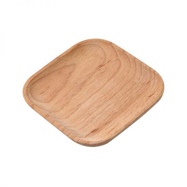 Square mini plate